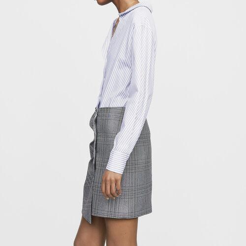 2-in-1 dress : Dresses color Print