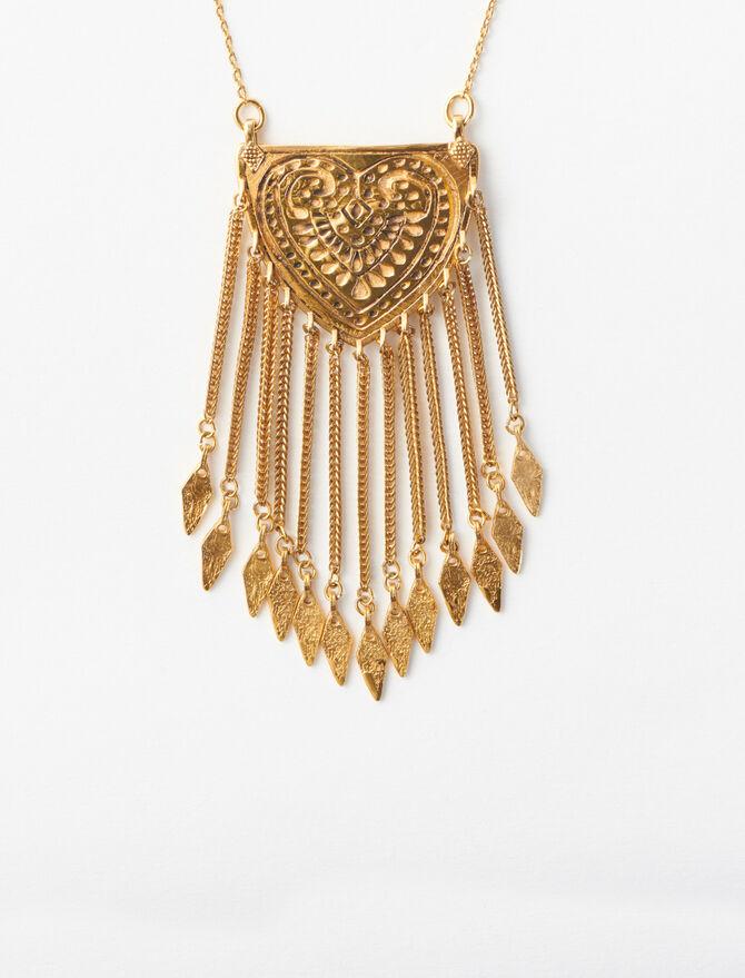 Berber-inspired pendant necklace - Jewelry - MAJE