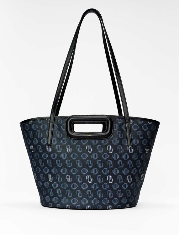 Clover canvas M tote - New collection - MAJE