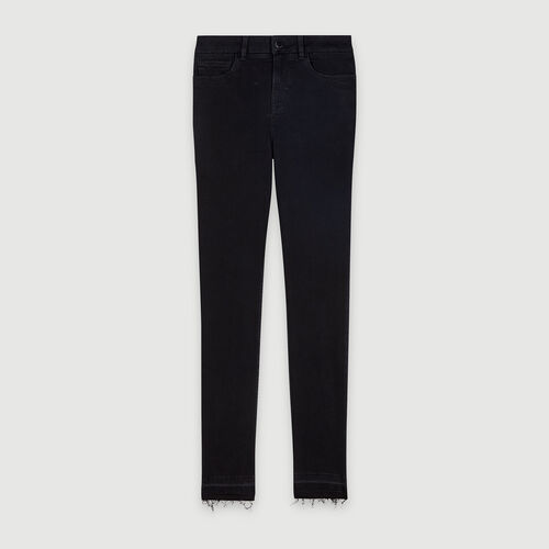 Basic skinny jeans : All the collection color Anthracite